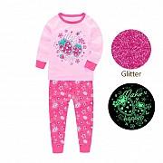 Пижама для девочки Клубничка Розовая Одесса