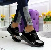 женские кожаные кроссовки Одесса