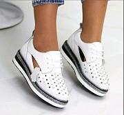 кожаные женские туфли Одесса