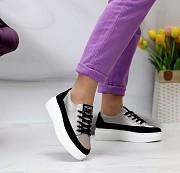 кожаные женские кроссовки Одесса